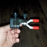 Small GoPro Mount Extension 3D Printing 186821