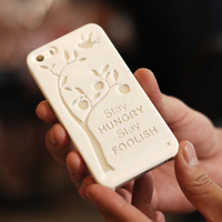 Small Steve Jobs Quote IPhone 5 Case 3D Printing 18775