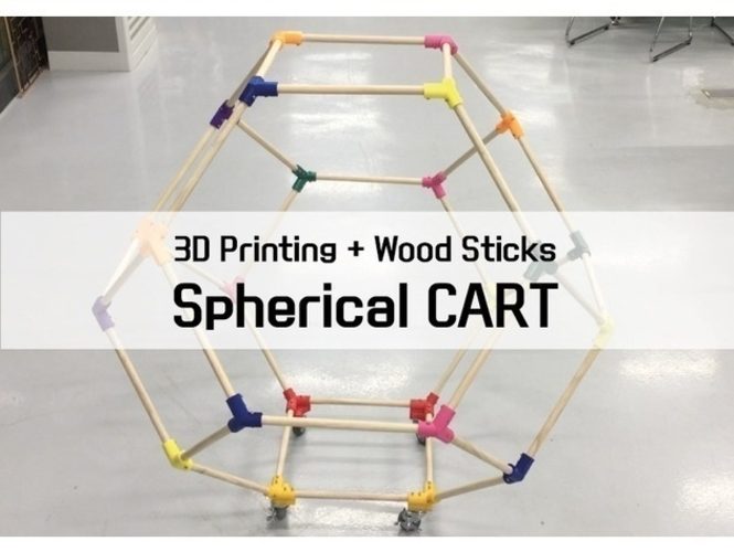 Spherical CART 3D Print 187789