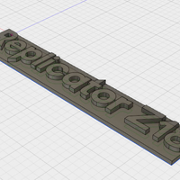 Small Replicator Makerbot logo z18 3D Printing 187904