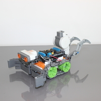 Small Lego module for SMARS 3D Printing 188072