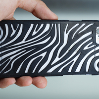 Small Zebra Iphone 6 Case 3D Printing 18813