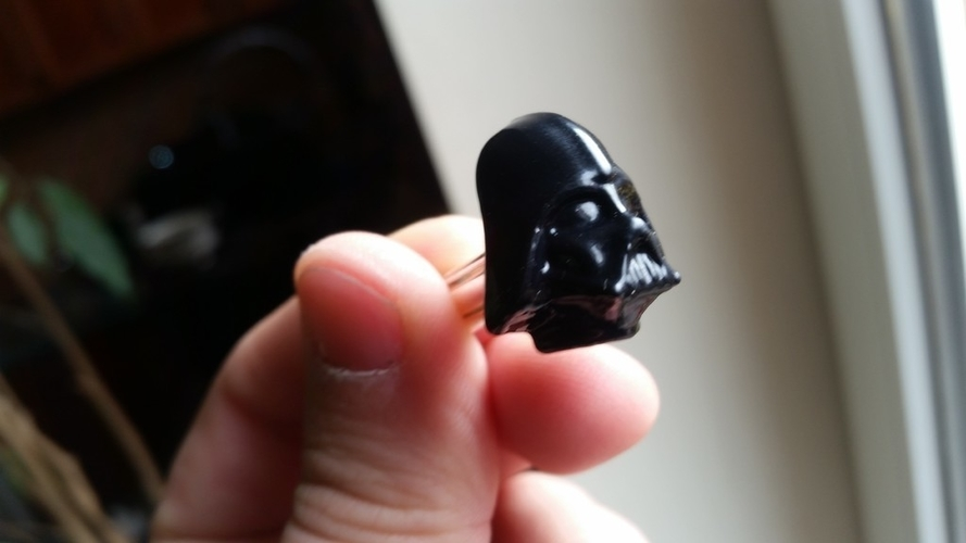 Lord Darth Vader Star Wars shirt cufflink 3D Print 188181