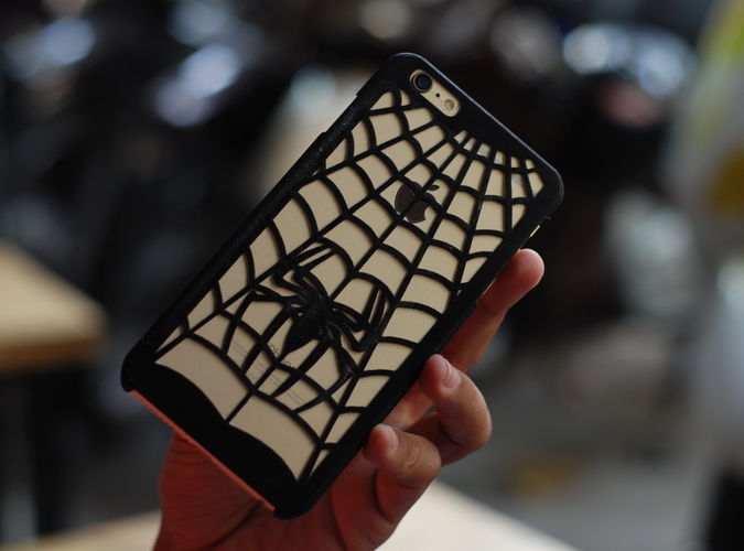Spidersuit Iphone 6 Plus Case 3D Print 18820
