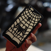 Small Spidersuit Iphone 6 Plus Case 3D Printing 18820
