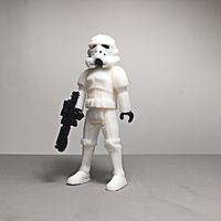 Small Imperial Stormtrooper 3D Printing 188229