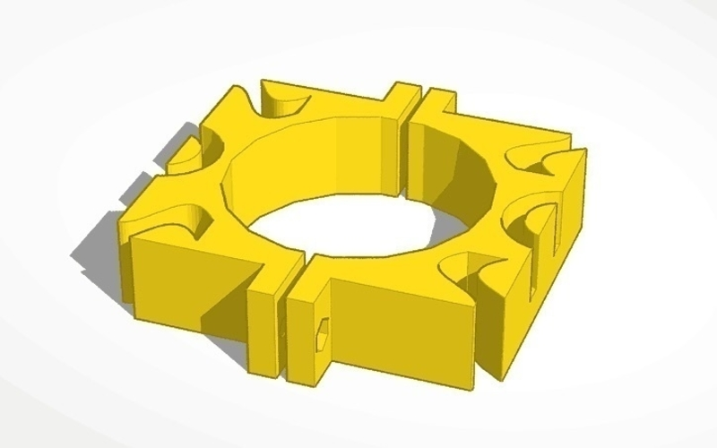 cable clamp 3D Print 188246