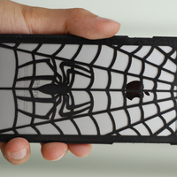 Small Spidersuit Iphone 6 Case 3D Printing 18837