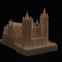 Small Leon Cathedral 3D Printing 188556