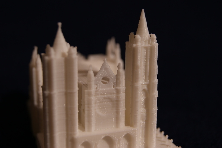 Leon Cathedral 3D Print 188559