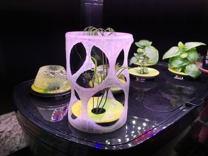 AeroGarden Support Cage 3D Print 188597