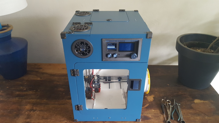 Portable FDM Printer 3D Print 188769
