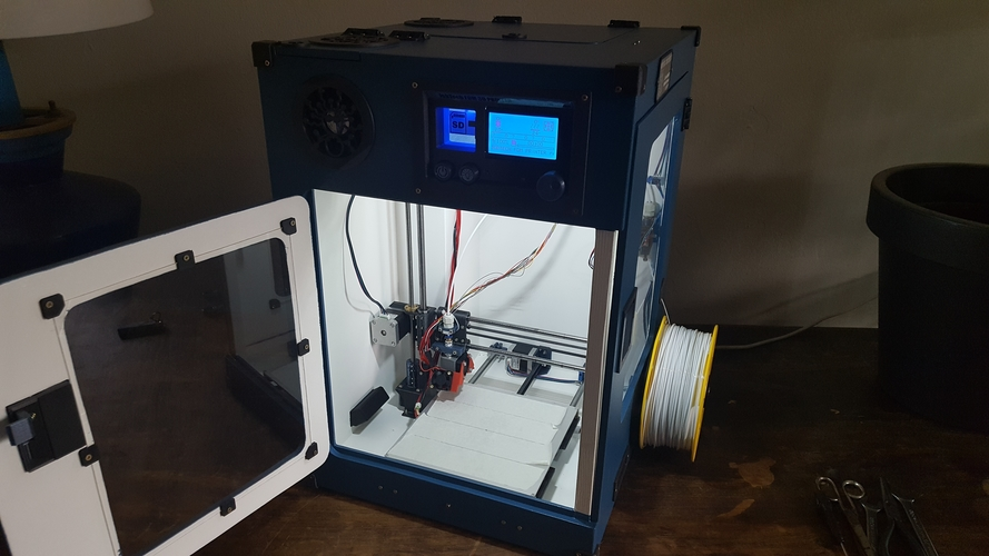 Portable FDM Printer 3D Print 188773