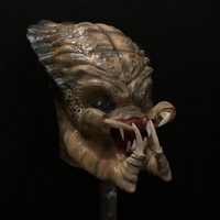 Small Predator head 3D print model 3D Printing 188786