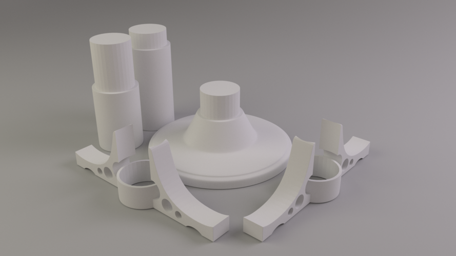 Cup Stand 3D Print 18888