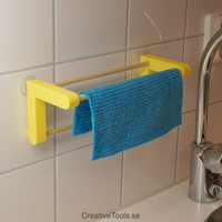 Small Dishcloth hanger (3D-printable) 3D Printing 188898