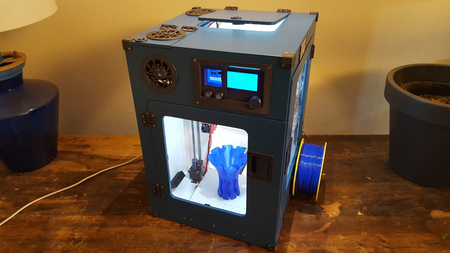 Portable FDM Printer 3D Print 188957