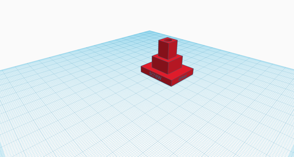 Philips screwdriver stand(Pyramid)(Version 2) 3D Print 188969