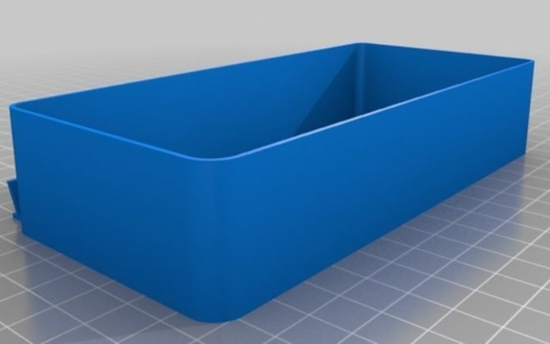 Replacement Storage Trays 3D Print 189492