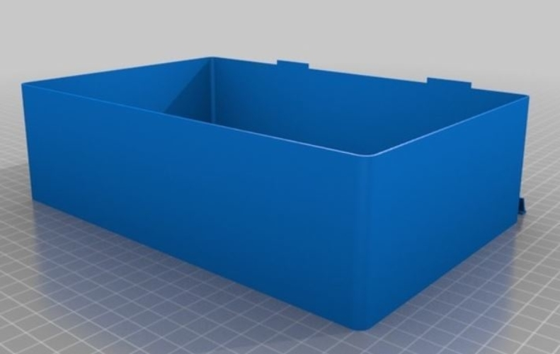 Replacement Storage Trays 3D Print 189494
