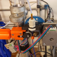 Small Geared Extruder 3D Printing 189649