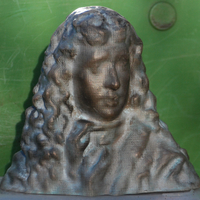 Small Samuel Pepys bust 3D Printing 189706