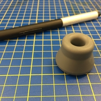 Small Wacom Bamboo Pen/Stylus Stand 3D Printing 189809