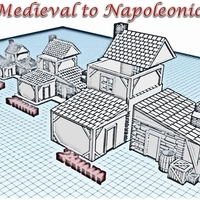 Small Forge - Wargame medieval to napoleonic 3D Printing 189934