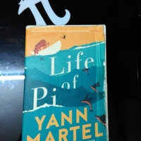 Small Life of Pi bookmark 3D Printing 190185