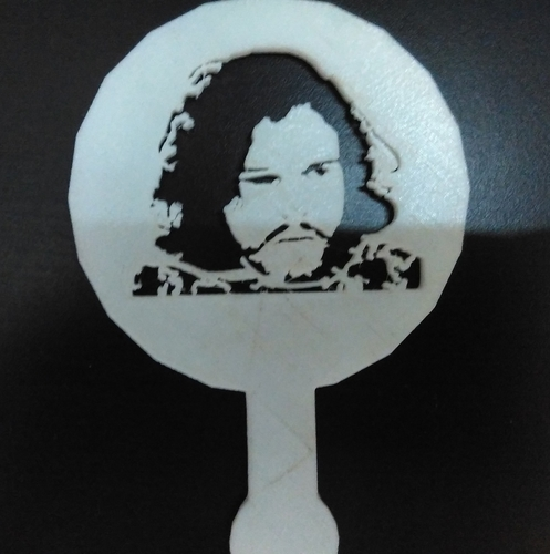 Game of thrones stencils 3D Print 190199