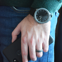 Small Modular Wristwatch - 3D Printing Build 3D Printing 190214