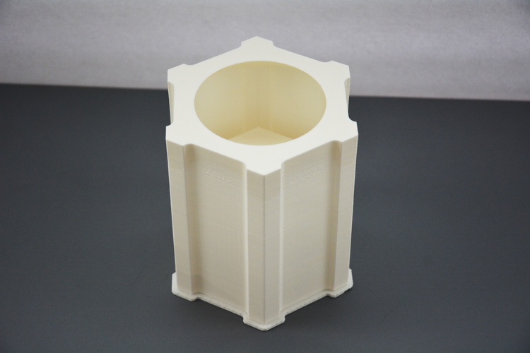 Planter - 3D Printable Mold or Planter 3D Print 190217