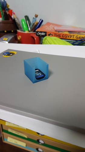 ps vita game chip box 3D Print 190599