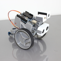 Small SMARS Three wheeled mod 3D Printing 190621