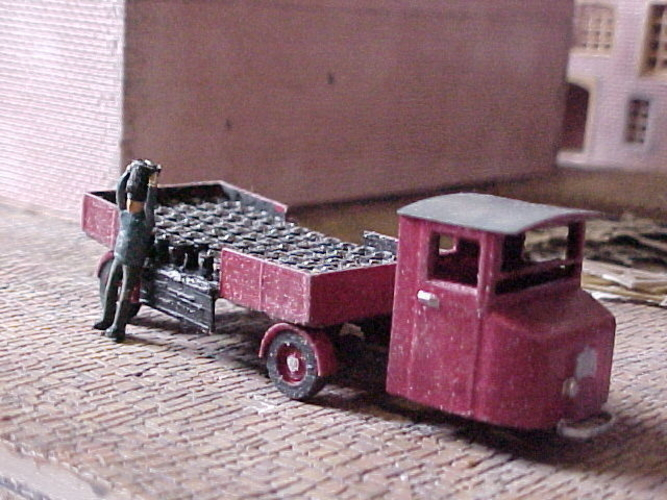 SCALEPRINT SCAMMELL NIGHTMAN 00/HO SCALE 3D Print 190880