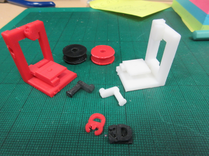 Mini Display 3D printer 3D Print 191088