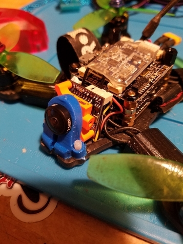 Rotorx Atom V3 Micro Swift camera mount 3D Print 191562