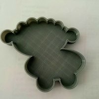Small Sheep cookie cutter 3D Printing 191858