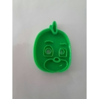 Small Gecko Pj Mask Cookie Cutter 3D Printing 191863