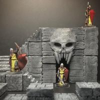 Small ScatterBlocks: Cyclopean Stone (28mm/Heroic scale) 3D Printing 192065