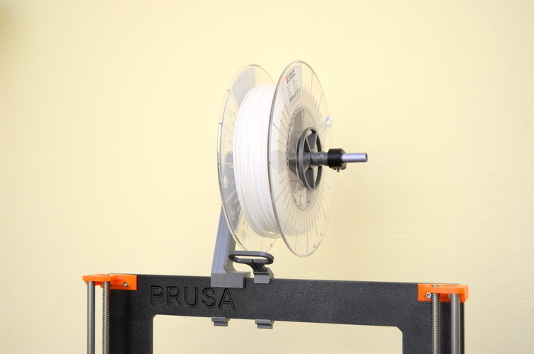 Versatile Spool Holder for Prusa MK2/3 (and not only) 3D Print 192106