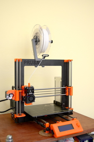 Versatile Spool Holder for Prusa MK2/3 (and not only) 3D Print 192107
