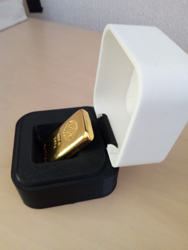 CASE FOR GOLD 3D Print 192549