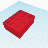 Small Soap dish(able to seperate) 3D Printing 192564