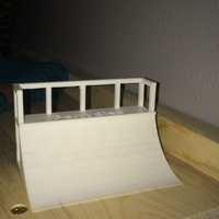 Small Perrydise Ramp 3D Printing 192595