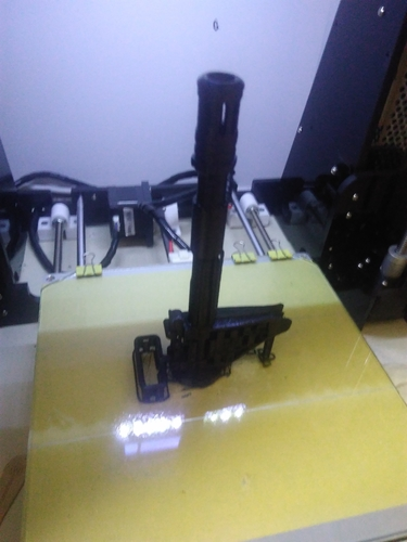 M4A1-S real size 3D Print 192716