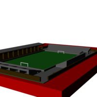 Small Liverpool - Anfield 1892 3D Printing 192778