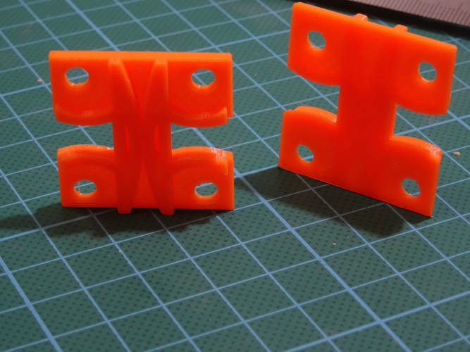 X axis Belt Clamp for Flsun Cube 3D Print 192973