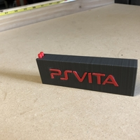 Small PS Vita Cartridge Holder 3D Printing 193010