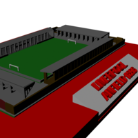 Small Liverpool - Anfield 1896 3D Printing 193036